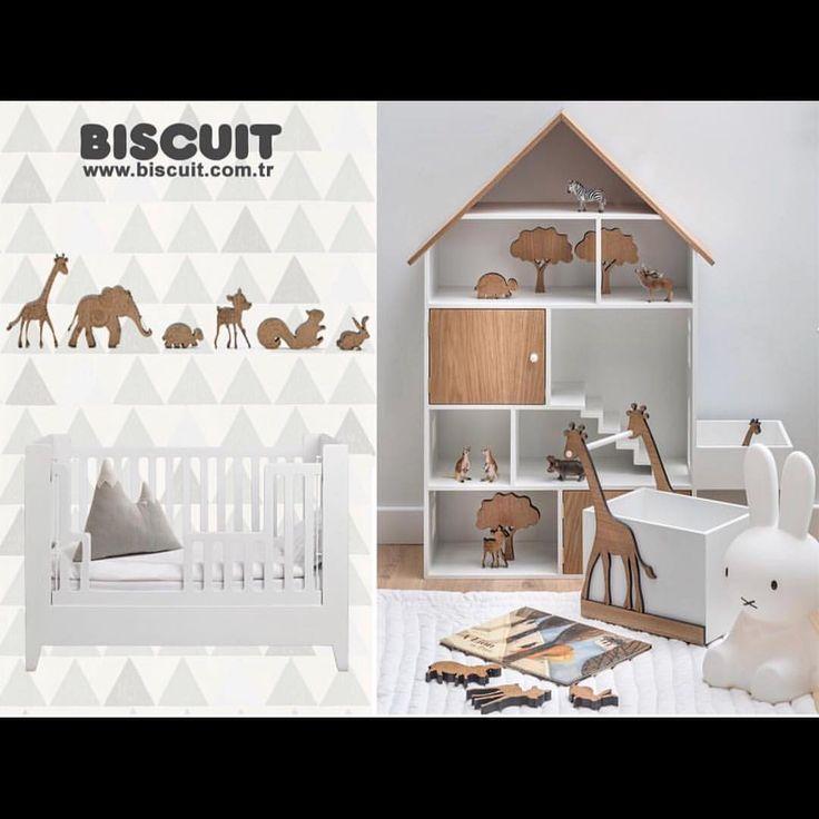 """59 Beğenme, 4 Yorum - Instagram'da Blogumda Ücretsiz PartiSetleri (@neseli_sus_evimm): """"@biscuitkids 'in tasarımlarına bayılıyorum 😍 #çocukodasi #çocukodası #aksesuar #bebekodasi #bebek…"""""""