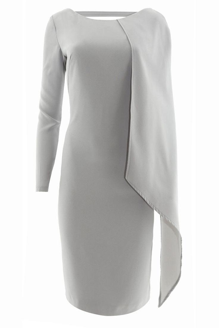 25 vestidos para asistir como invitada a una boda de invierno
