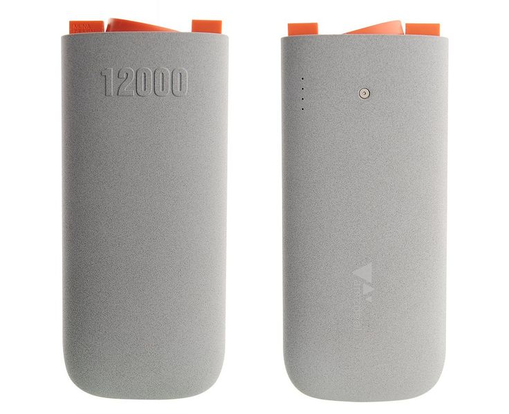 Products we like / Mobile Charger / Lepow U-Stone 12000mAh /  Power Bank / Stone pattern