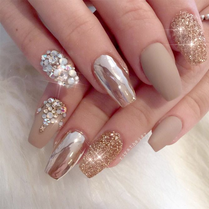 24 Chrome Nails Design - The Newest Manicure Trend - Best 25+ Chrome Nails Ideas On Pinterest Chrome Nails Designs