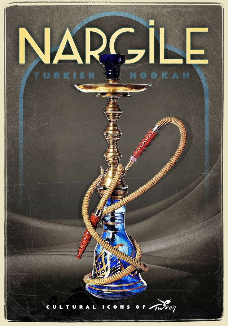 Nargile - Turkish Hookah