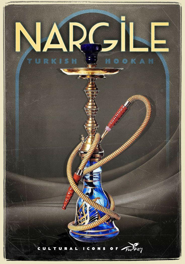 Nargile - Turkish Hookah