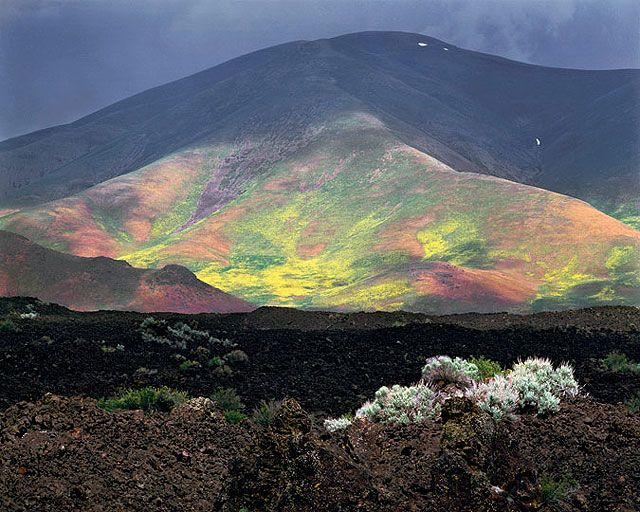 Craters of the Moon National Park, Idaho - Been here at least 4 times now, and I haven't tired of it yet.
