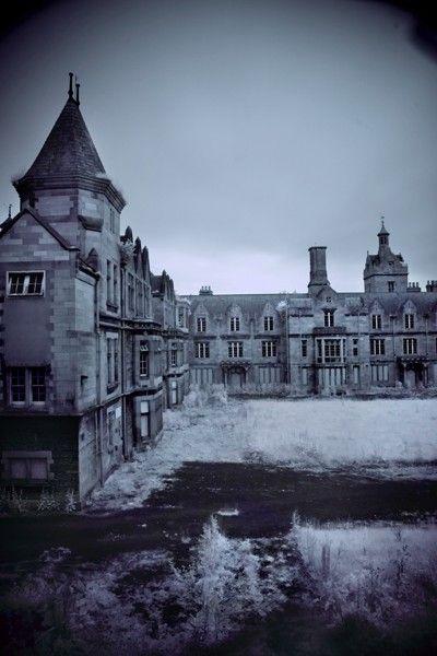 DENBIGH ASYLUM, Denbighshire, North Wales (http://en.wikipedia.org/wiki/North_Wales_Hospital)