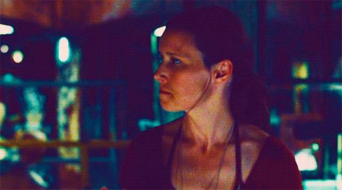 Shawnee Smith gave SUCH an amazing performance in Saw III; Amanda was such a complicated character and Shawnee went all out! <3   Saw 3, gif