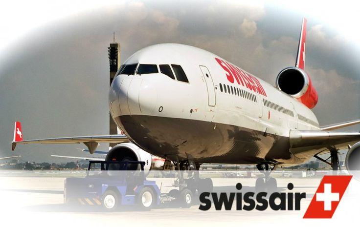 flygcforum.com ✈ SWISSAIR FLIGHT 111 ✈ Fire In The Cockpit ✈