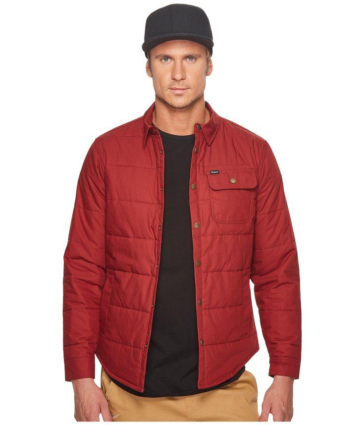 BRIXTON Cass Jacket. #brixton #cloth #