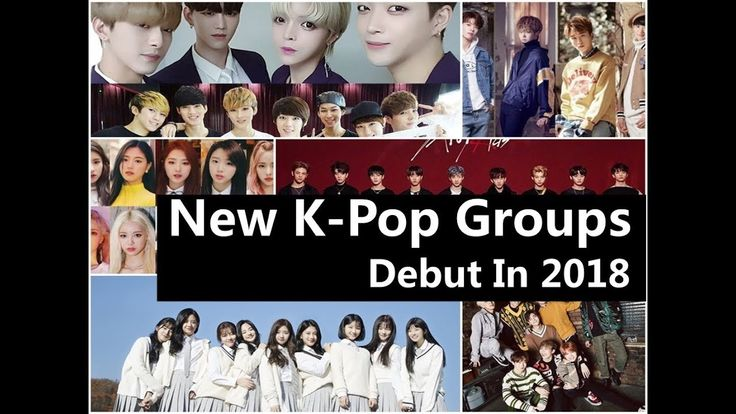 [Top 10] New K Pop Groups Confirmed To Debut In 2018