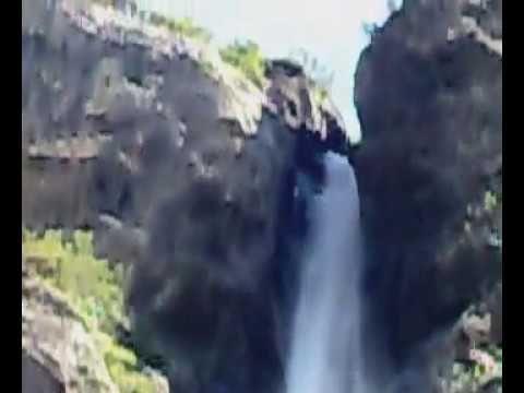 Novalesa Cascata Rio Claretto