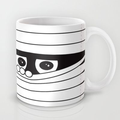 Watching. Mug by Matt Leyen