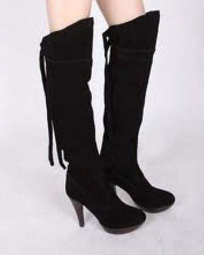 Yeni Moda Kışlık Bayan Çizmeleri