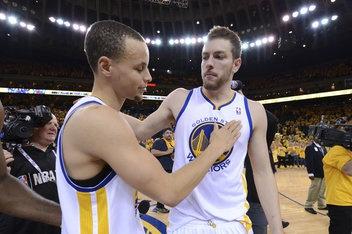 2013 NBA Playoffs: Warriors vs. Spurs - Golden State Of Mind