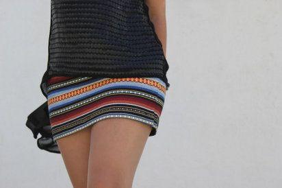 4 faldas DIY hechas a mano