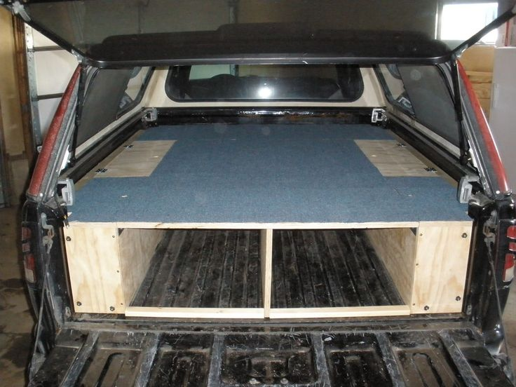 Convert Your Truck Into a Camper | CAMPING N TRAVEL | Pinterest | Camper, Truck camping and Truck Camper