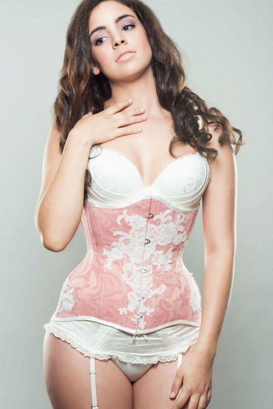 Valkyrie Corsets SS2014 'Grace Underbust' ~ Photographer: Chris Bulezuik ~ Model: Yazzmin Newell ~ Make Up: Sarah Vickery