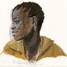 Henriette - Pygmée du territoire de Goma, Nord-Kivu, 2011