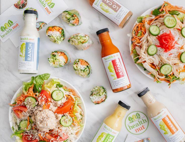 Home health nut salad shop in ca health nut salad