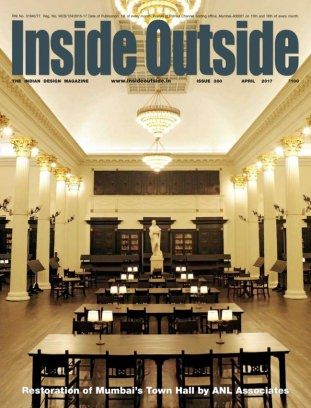 Get your digital copy of Inside Outside Magazine - April 2017 issue on Magzter and enjoy reading it on iPad, iPhone, Android devices and the web.