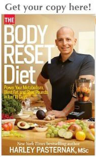 Body Reset Diet by Harley Pasternak
