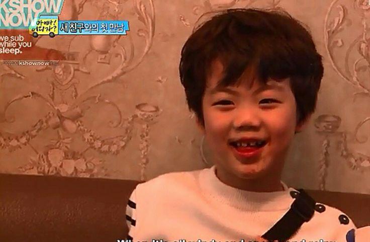 Im Chanhyung - 8 years old #DWAYG #Season2