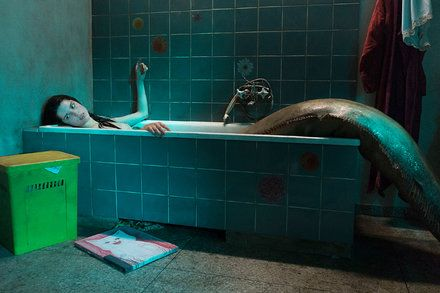 Review: In The Lure Two Mermaids Walk Into a Strip Club (Things Get Weirder)
