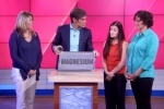 Dr. Oz Solves Your Energy Crisis, Pt 2 -- 5 servings of magnesium enriched food per day