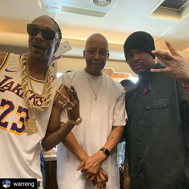 Snoop Dogg Warren G And Yg Compton And Long Beach Together Now You