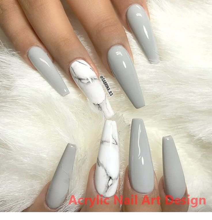 20 Great Ideas How To Make Acrylic Nails By Yourself 1 Marble Acrylic Nails Diy Acrylic Nails Ballerina Nails