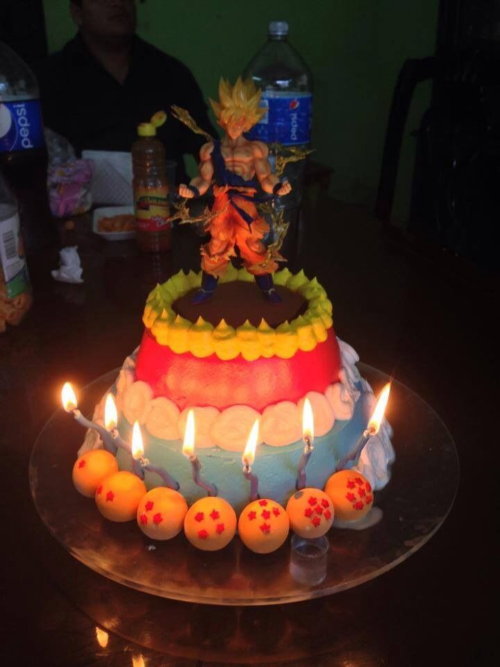 30 best Dragon Ball images on Pinterest Birthday party ideas