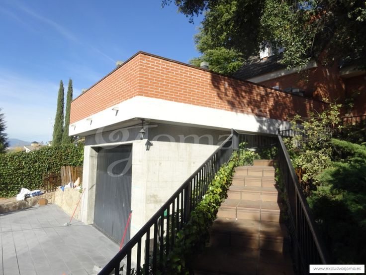 17 best images about jardines y exteriores on pinterest - Chalets tres cantos ...