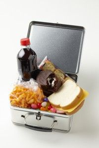 Be careful of processed foods - they're calorie bombs that can explode your diet.