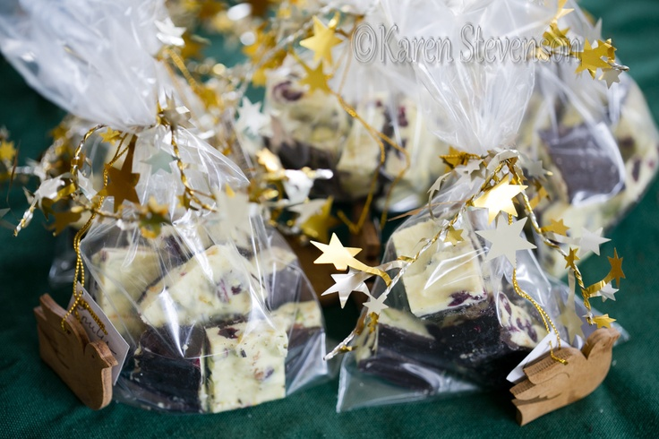 White Chocolate Shards make the perfect little gift at Christmas for friends or teachers.  Everyone raves about them. http://www.foodgloriousfriendlyfood.com/1/post/2012/12/white-chocolate-shards.html
