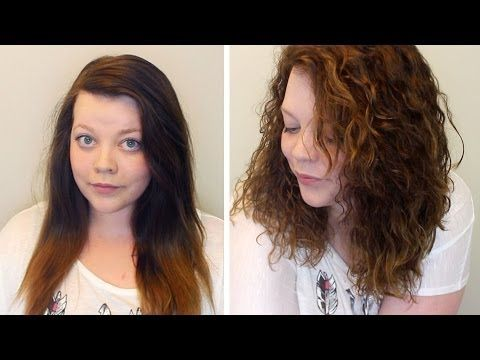 Perm | Before & After - YouTube