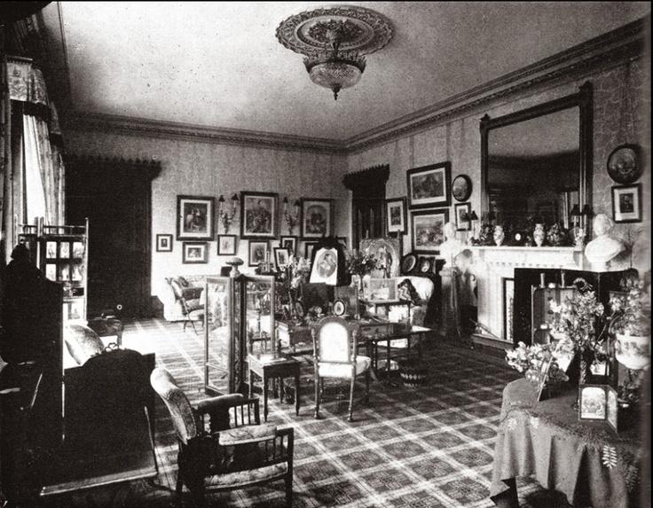 Balmoral Castle Queen Victoria S Writing Room Royal