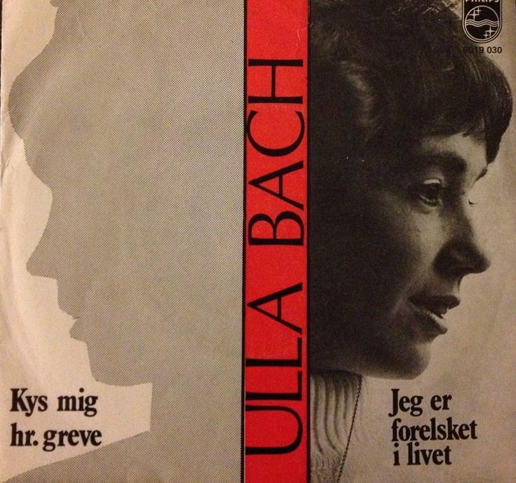 Kys mig hr. Greve - Ulla Bach