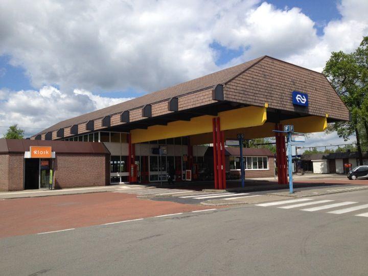 Station Hoogeveen in Hoogeveen, Drenthe