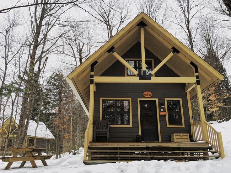 Mont-Orford: ski de fond en famille