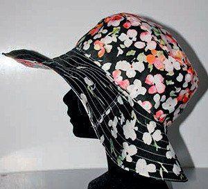Como hacer un sombrero para mujer