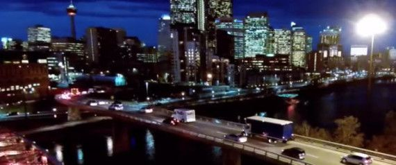 Calgary Filmed From A Quadcopter Is Quite Enchanting (VIDEO)