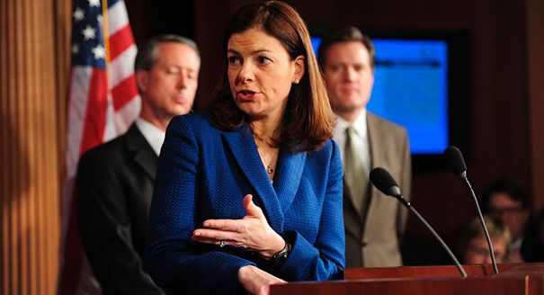 Kelly Ayotte is pictured. | John Shinkle/POLITICO