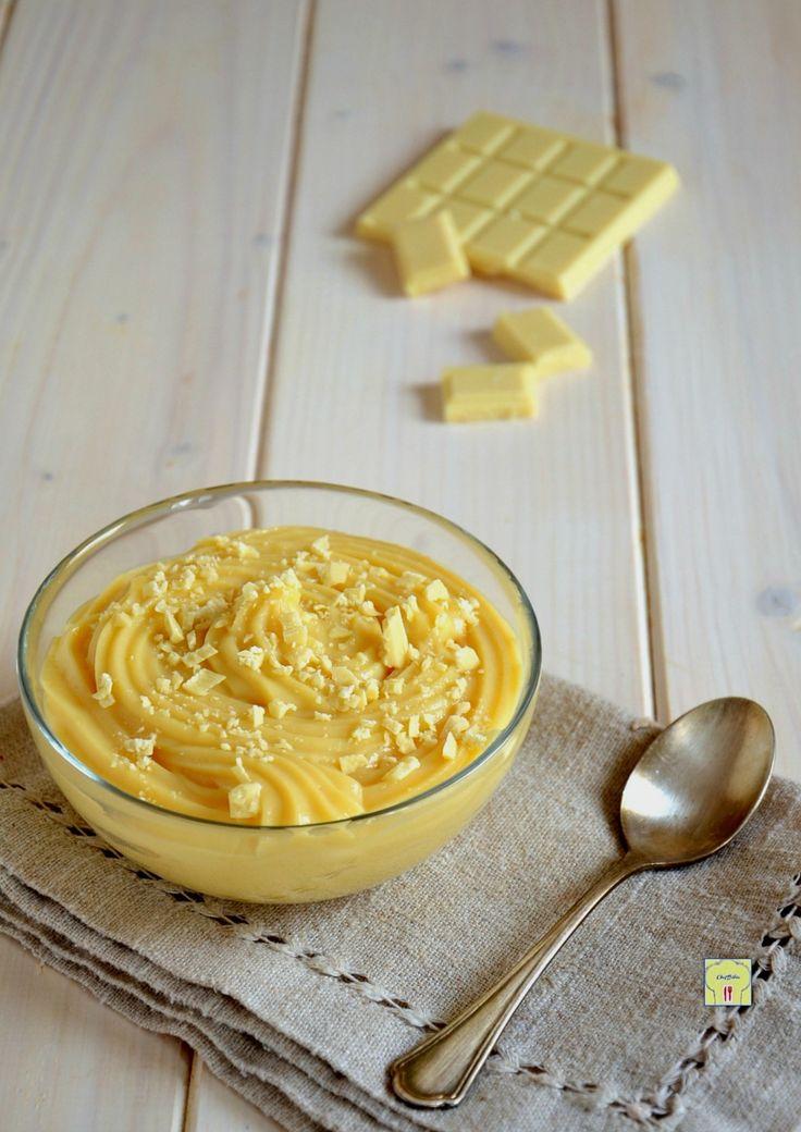 crema pasticcera al cioccolato bianco gp