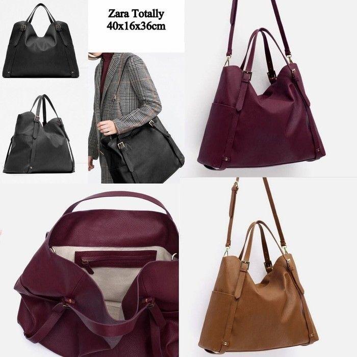 Tas Zara Totally Ori 7040 40x16x36 260rb