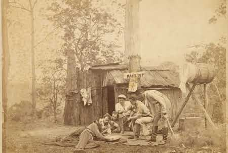 Historypin | Tours - Gold Fields - New South Wales - take a virtual tour to see what life was like on gold fields across New South Wales and see what some of the buildings look like today.