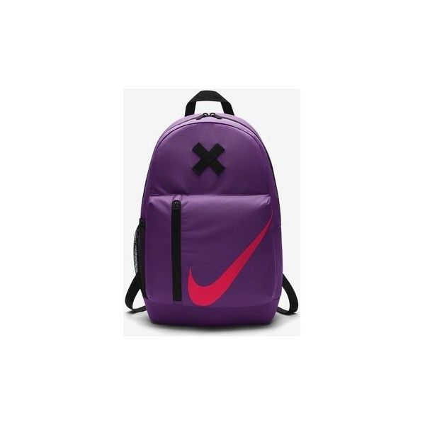 Nike Elemental BA5405 533 Backpack ($85) ❤ liked on Polyvore featuring bags, backpacks, backpack, multicolour, backpack bags, nike knapsack, purple backpack, multi color backpack and colorful backpacks