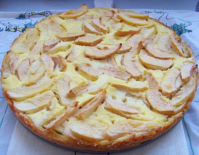 Rezept: Elsässer Apfelkuchen