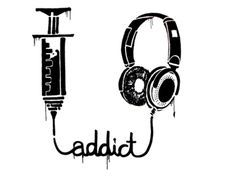 music is my drug tattoos - Google Search