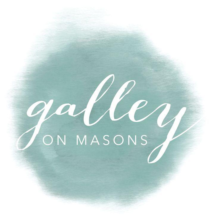 #logo #branding #cafe #galleyonmasons #ariadnesstudio www.ariadnesthread.com.au