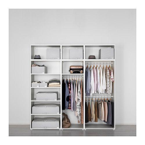 les 28 meilleures images du tableau platsa ikea sur pinterest armoire penderie armoires et. Black Bedroom Furniture Sets. Home Design Ideas