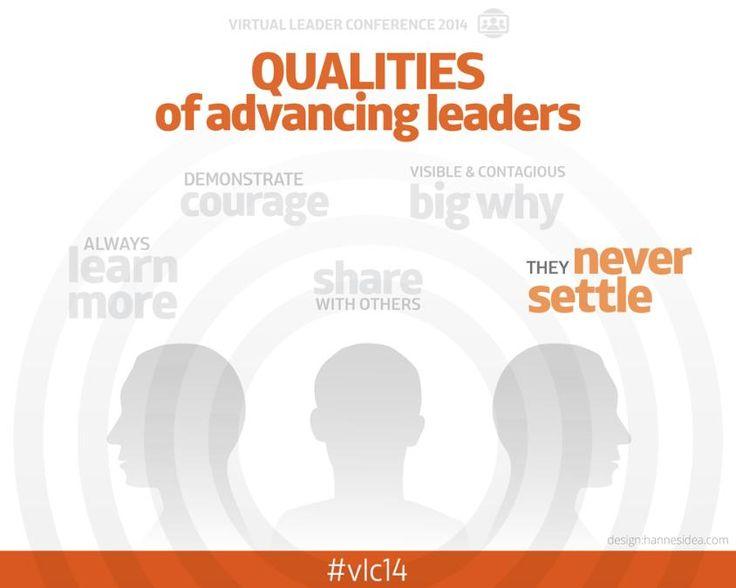 The Inner Drive: Why Advancing Leaders Never Settle | LinkedIn