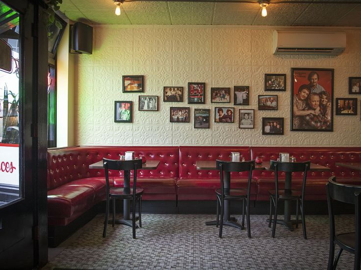 A classic red sauce pizza joint. Big Mario's Pizza, Seattle, WA Photo: Erik Johnson  Order your seating now!